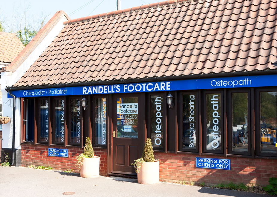 Coltishall Clinic Randells Footcare