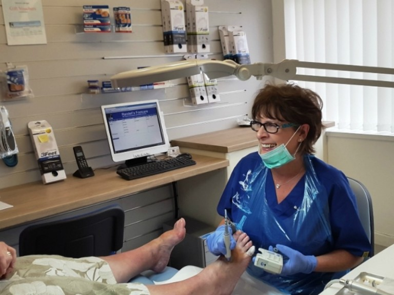 Podiatry Assistant