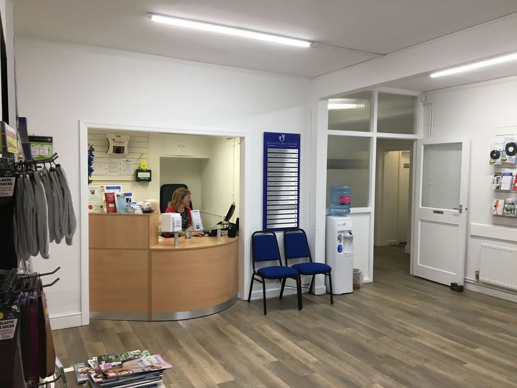 Sheringham footcare clinic