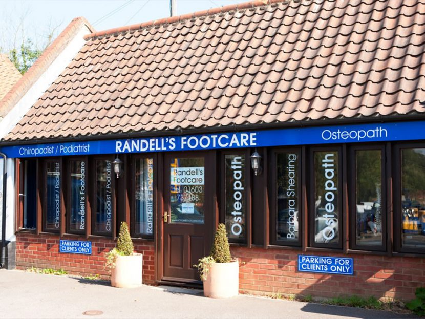 Footcare Clinic Coltishall 2